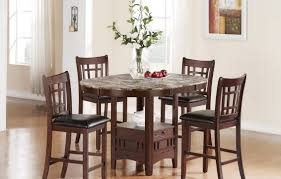 Round Kitchen Tables Chairs by Round Kitchen Table Sets For 6 Mada Privat