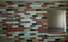 How To Paint A Faux Brick Wall - turn a plain wall into a brick wall hometalk