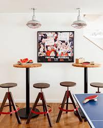 shabby chic bar stools basement contemporary with bar tables barn