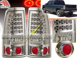 euro tail lights for chevy silverado matrix racing euro altezza tail lights clear projector headlights