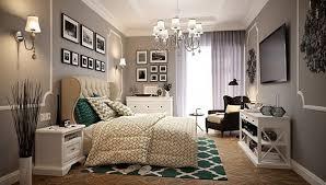 Modern Vintage Glamorous Bedrooms Home Design Lover - Glamorous bedroom designs