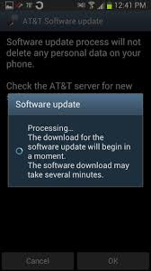 new update for android how to update your samsung galaxy s3 to the newest available