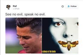 Moth Meme - ronaldo memes best crying ronaldo moth memes photos heavy com