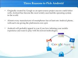 popular android why android is the most popular mobile operating system in the world