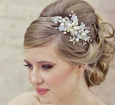 hair accessories for weddings bridal hair accessories santorini bliss weddings