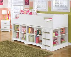 Bunk Beds Kids Sleep Is A Parents Dream Ashley Furniture HomeStore - Loft bunk beds kids