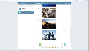 Telegram Web Telegram