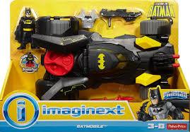 imaginext dc super friends legends batman deluxe batmobile