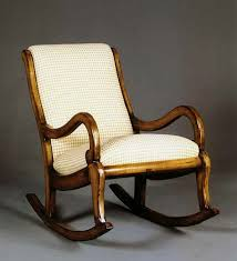 do upholstered rocking chair designs ideas and decors