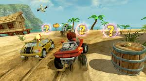 play online monster truck racing games beach buggy racing android apps on google play
