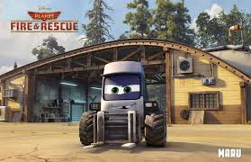 planes fire rescue trailer 3 characters voices
