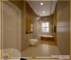 master bedroom and bathroom interior design kerala home design