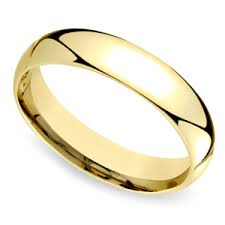 gold wedding band mens men s wedding rings in classic modern vintage styles