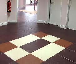 perfection floor tile slate pattern interlocking tiles