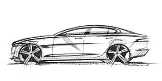 ferrari sketch side view designer profile a look at jaguar design director ian callum u0027s career
