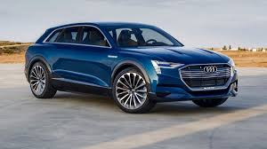 audi q8 and q4 suvs to be followed by three new e trons until 2020