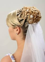 bridal hair different and exclusive bridal stylish hairstyles trends for