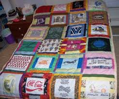 how to make a t shirt quilt craftstylish