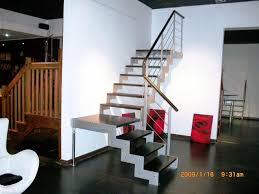 modular steel stairs duplex z shape stringers china mainland in