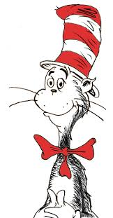 photos of free template of dr seuss cat in the hat clipart clipartix