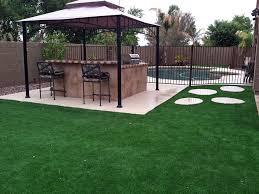 Arizona Backyard Ideas Best Artificial Grass Winkelman Arizona Lawn And Landscape Pool