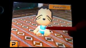 tomodachi life stopping a crying baby youtube