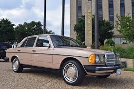 fort worth mercedes 1983 mercedes 240 class 240 d in fort worth tx european