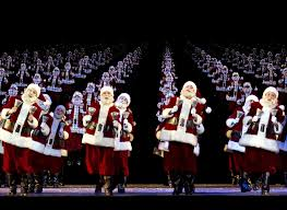 review rockettes radio city spectacular