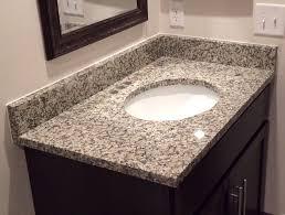 Granite Countertops For Bathroom Vanity by Marvelous Decoration Bathroom Granite Countertops 8 Bathroom