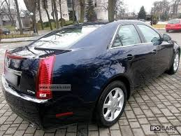 2007 cadillac cts 3 6 cadillac cts 3 6 2007 auto images and specification