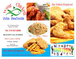 exemple am agement cuisine seafood wing chicken seafood wing chicken