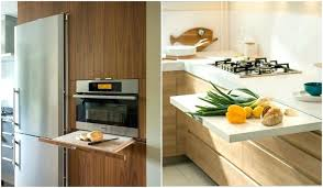 plan de travail rabattable cuisine plan de travail escamotable pour optimiser lintacrieur de cuisine