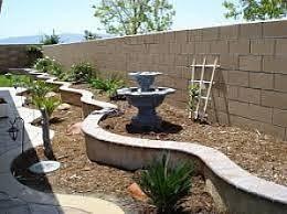 Desert Backyard Ideas Linear Garden Desert Landscaping Ideas Pinterest Landscaping