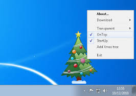 desktop christmas trees collection download