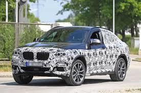 bmw x4 car bmw x4 spotted in m40i form ahead of 2018 launch autocar