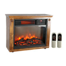 lifepro 3 element portable electric infrared quartz fireplace