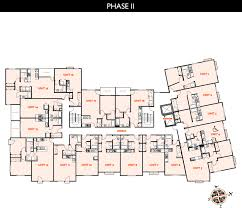 Apartment Complex Floor Plans Home Illumina