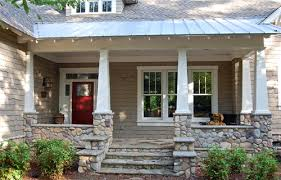 tapered porch columns how to make craftsman style 12 with wooden