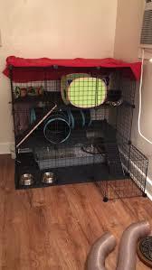 Large Ferret Cage Best 20 Ferret Cage Ideas On Pinterest Rat Cage Hedgehog