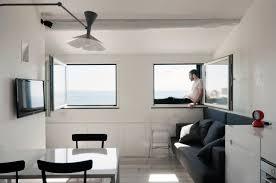 harbour attic apartment by gosplan design milk