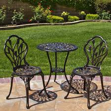 B Q Bistro Chairs Best Choice Products Outdoor Patio Furniture Tulip