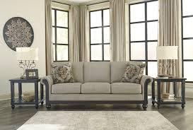 Fabric Sofa Set Blackwood Traditional Taupe Fabric Sofa Living Rooms The