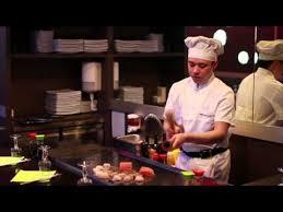 japonais cuisine devant vous spécialiste cuisson à la plancha