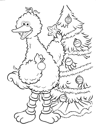 elegant sesame street coloring pages 94 on line drawings with