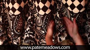 cuff top valance sewing pattern youtube