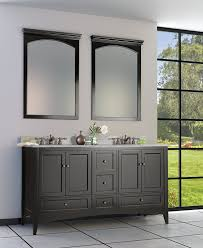 foremost beca6021d berkshire 60 inch espresso bathroom vanity