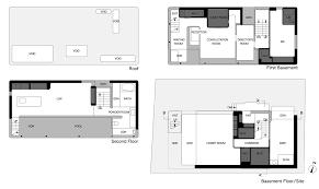 Dental Clinic Floor Plan Private Residence U0026 Dental Clinic Plastic Moon Metalocus