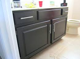 Painted Bathroom Cabinet Ideas Painting Bathroom Cabinets Color Ideas Paint In Step By Delectable