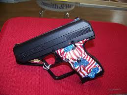 Usa Flag For Sale Hi Point 9mm C U0026 Hard Case W American Flag Gri For Sale