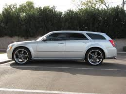 american racing torq thrrust m anthracite wheels on dodge magnum